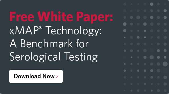 Free White Paper: xMAP Technology: A Benchmark for Serological Testing