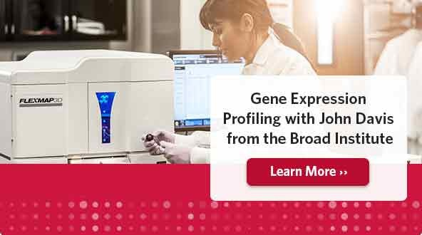 Gene Expression Profiling with John Davis from the Broad Institute