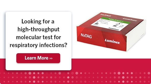 Looking for a high-throughput molecular test for respiratory infections?