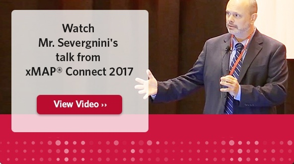 Watch Mr. Severgnini's talk from xMAP Connect 2017