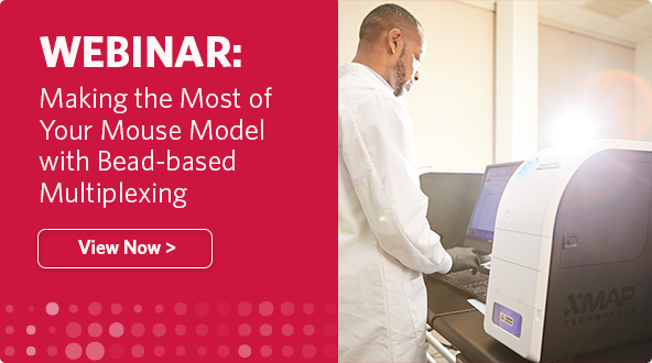 Webinar: Making the Most of Your Mouse Model with Bead-based Multiplexing