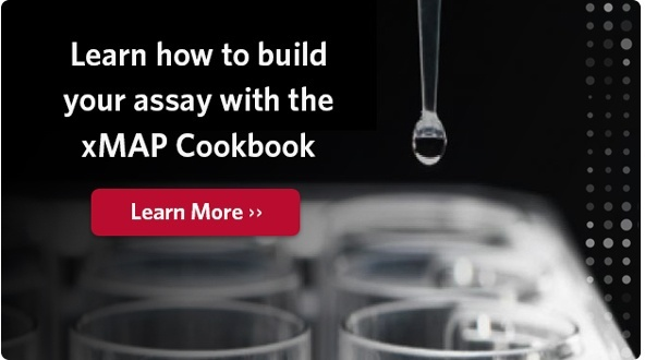 Learn how to build your assay with the xMAP Cookbook