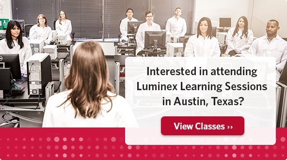 Interested in attending Luminex Learning Sessions in Austin, TX?