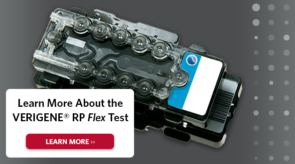 Learn more about the VERIGENE® RP Flex Test