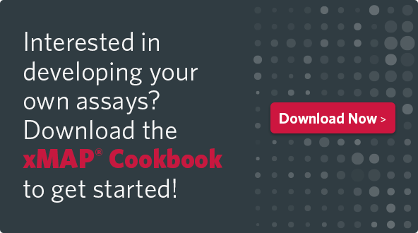 Interested in developing your own assays? Download the xMAP Cookbook to get started!