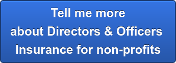 Tell me more about Directors & Officers  Insurance for non-profits