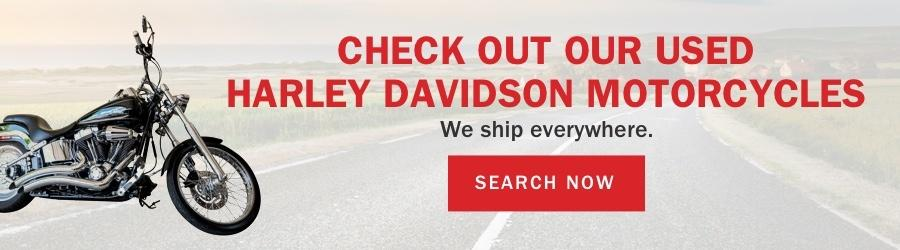 Search for used Harley Davidson motorcycles for sale at Tousley Motorsports in White Bear Lake, Minnesota.