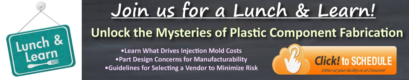 injection molding lunch & learn