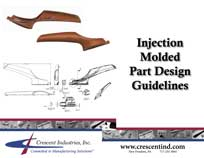 Injection Molded Part Design Guidelines