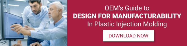 Guide to Design for Manufacturability Injection Molding