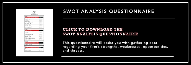SWOT Analysis Questionnaire