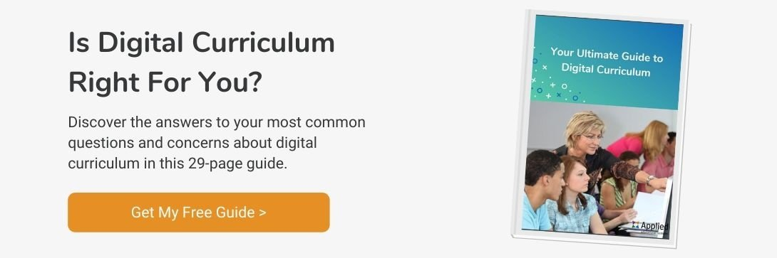 Read Your Ultimate Guide to Digital Curriculum