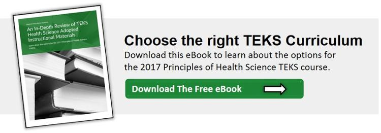 TEKS Curriculum Options for Principles of Health Science