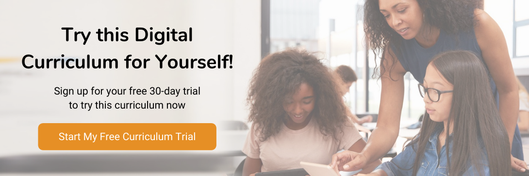 start your free curriculum trial