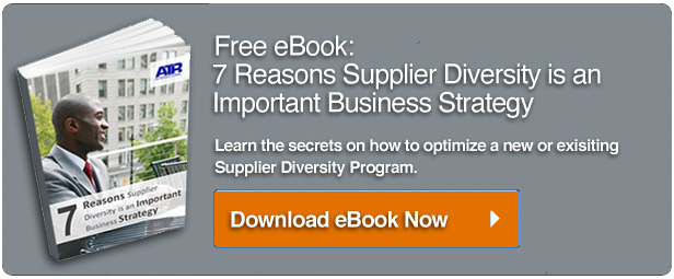 Reasons, Supplier Diversity, Business Strategy