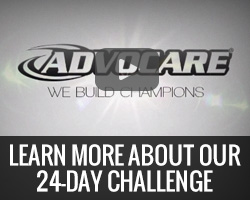 Learn more about the Advocare 24-Day Challenge