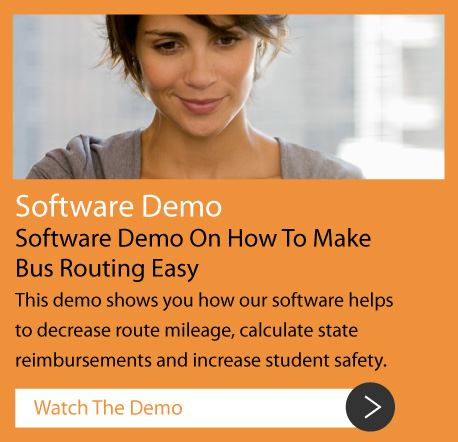 Software Demo On How To Make Bus Routing Easy