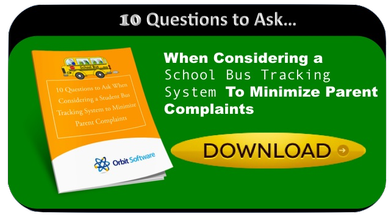 Orbit Software 10 Questions To Ask When Considering A School Bus Tracking System To Minimize Parent Complaints