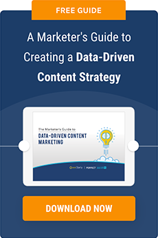 A Marketer's Guide to Creating a Data-Driven Content Strategy