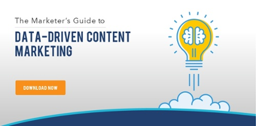 Guide to Data-Driven Content Marketing
