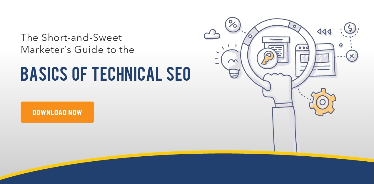 Download Our Guide to the Basics of Technical SEO