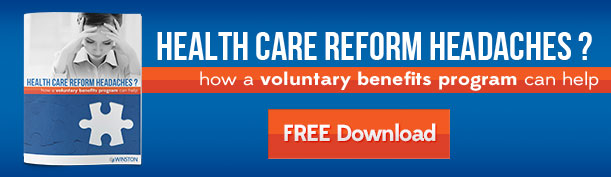 Download the White Paper - Health Care Reform and Voluntary Benefits