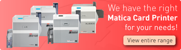 Matica Card Printer Range
