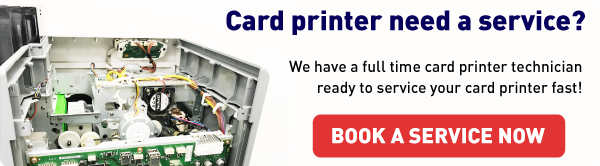 Card printer need a service?