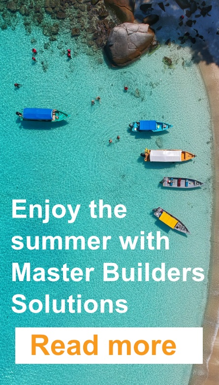 CTA_Summer readings Master Builders Solutions