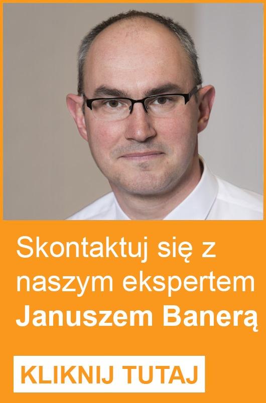 Janusz-Banera-kontakt
