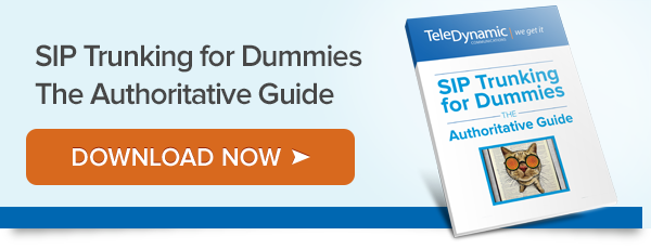 SIP Trunking for Dummies -The Authoritative Guide