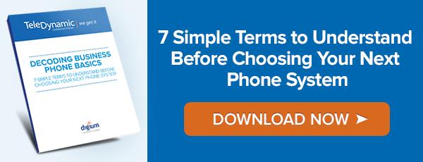 Decoding Business Phone Basics - TeleDynamic