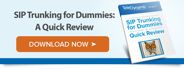 SIP Trunking for Dummies - A Quick Review