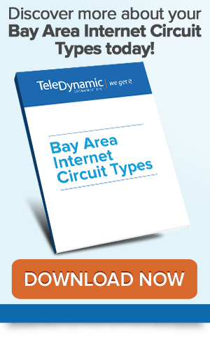 Bay Area Internet Circuit Types