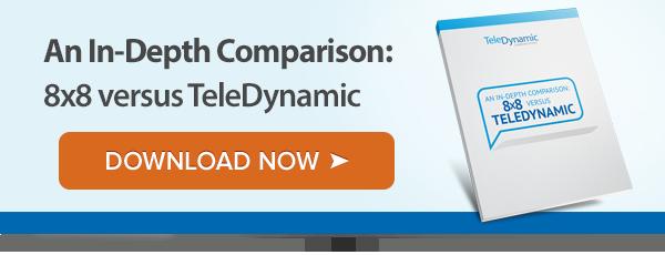 Comparison: Teledynamic versus 8x8