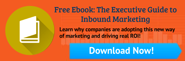 FREE Executive Guide to Inbound Marketing