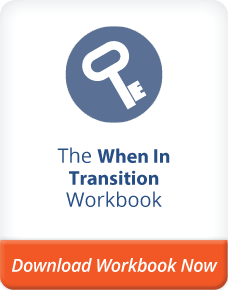 when in transition workbook