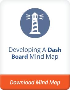 developing a dash board mind map