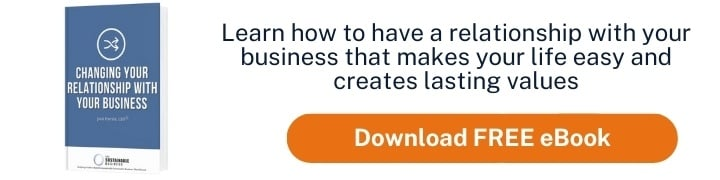changing your relationship with your business eBook