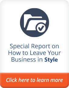 How to leave your business in style