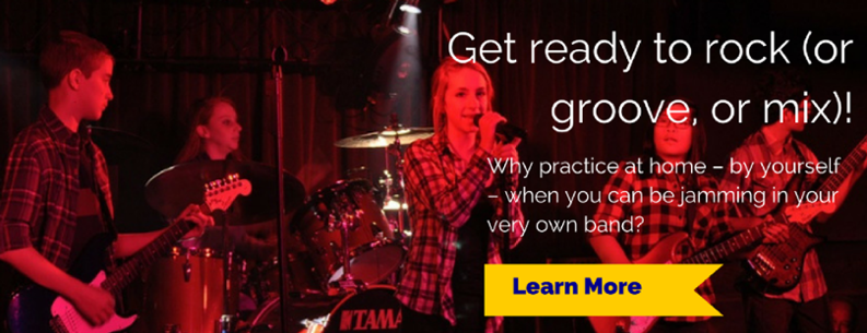 Get ready to rock! Learn more about Real School's bands programs and RealJams Academy summer program.
