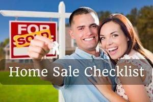 Home Sale Checklist