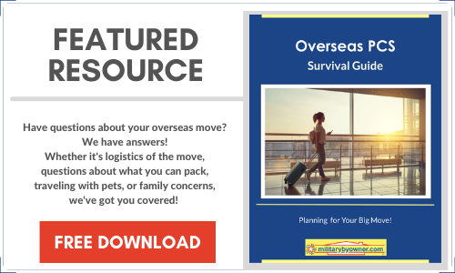 Download Your Free Overseas PCS E-book
