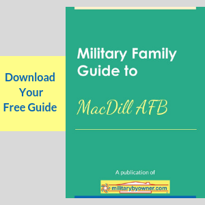Military Family Guide to MacDill AFB Florida