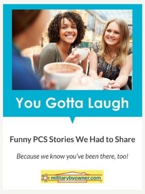 Click here to download PCS#4 You Gotta Laugh Ebook Funny PCS Stories!