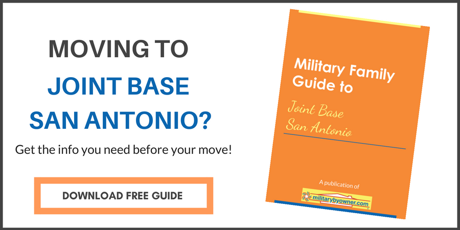 Military Family Guide to Joint Base San Antonio
