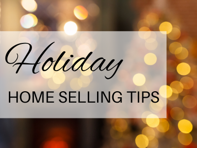 Holiday Home Selling Tips!