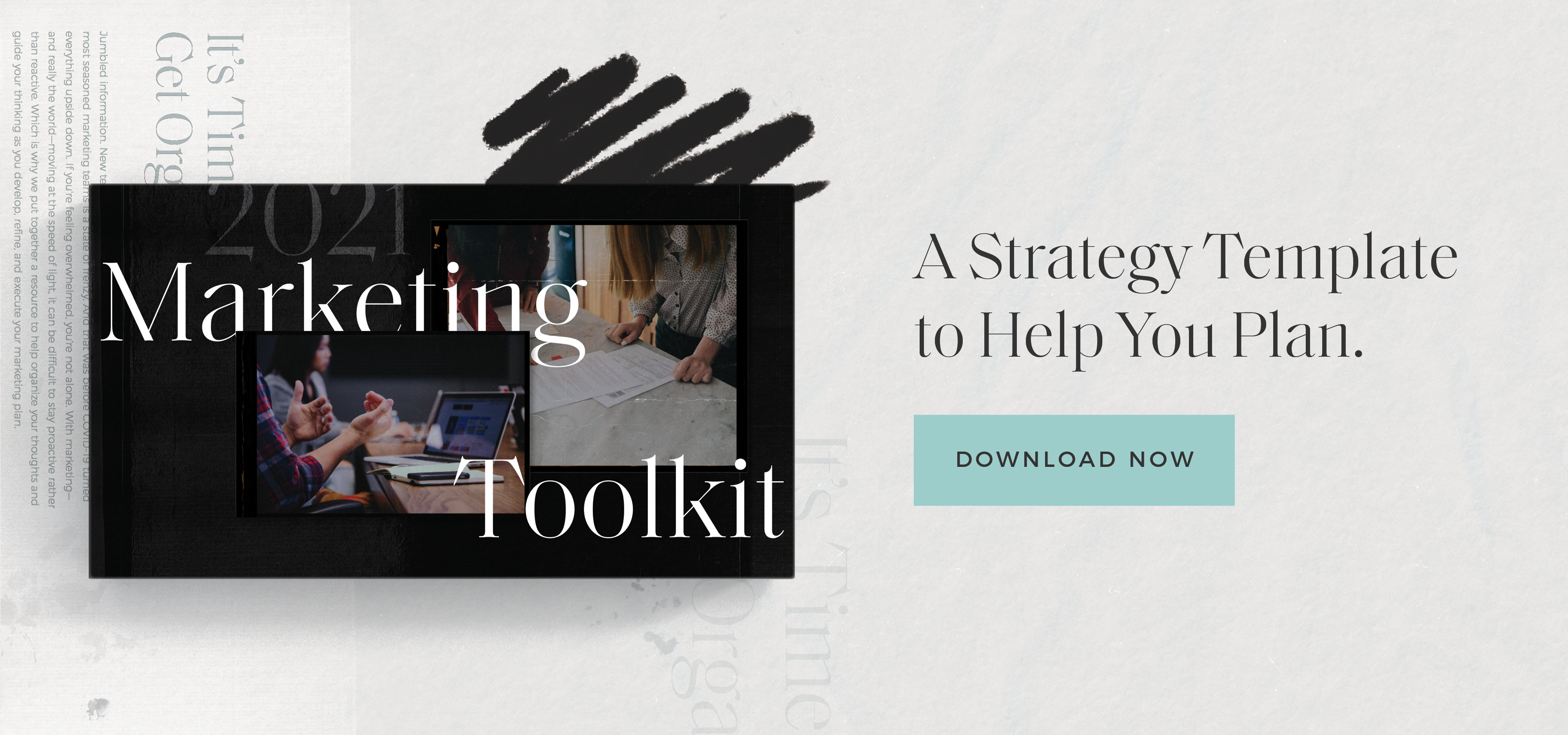 Marketing Toolkit CTA