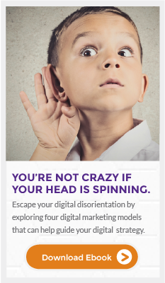 Escape Your Digital Marketing Disorientation Ebook