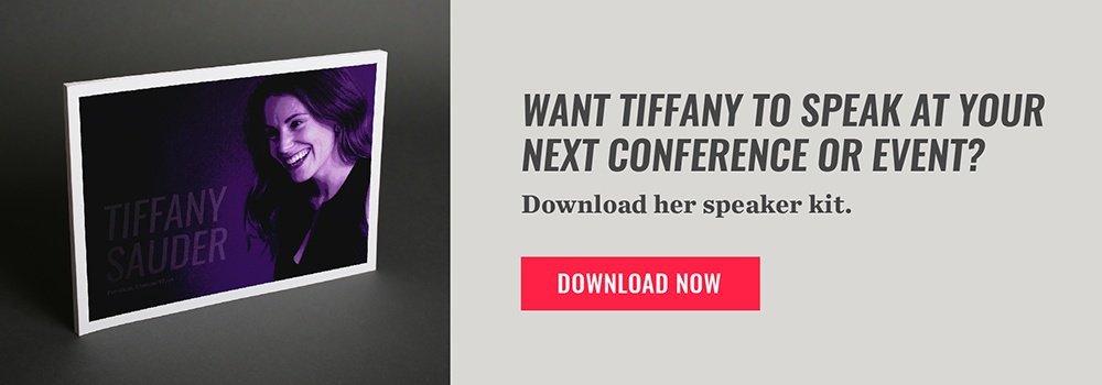 Download Tiffany Sauder's Speaker Kit